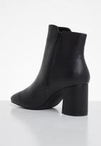 Call It Spring - Annalynne ankle boot - black