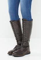 Butterfly Feet - Denali 2 combat boot - brown