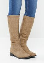 Butterfly Feet - Huda 4 riding boot - brown