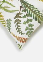 Hertex Fabrics - Papua outdoor cushion cover - greenery