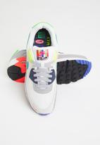 Nike - Air Max 90 - pearl grey/sport turq-summit white-black