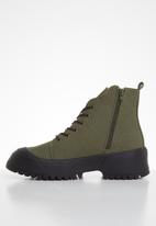 Footwork - Sena hiking boot - olive