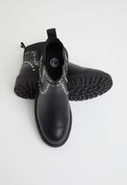 Footwork - Anatola chelsea - black