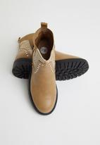 Footwork - Anatola chelsea - taupe