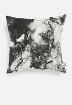 Sixth Floor - Flow cushion cover - grey