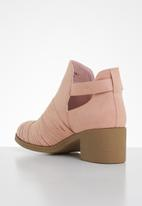 Footwork - Shea ankle boot - pink