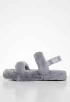 UGG® - Kids Oh yeah slide - grey