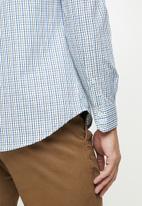 Ben Sherman - Small check shirt - green