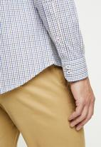 Ben Sherman - Small check shirt - red