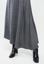 AMANDA LAIRD CHERRY - Illovo skirt - navy
