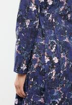 AMANDA LAIRD CHERRY - Mooi dress - navy