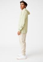 Cotton On - Essential fleece pullover - pastel green
