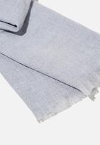 Rubi - Millie mid weight scarf - grey marle