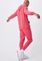Cotton On - Essential fleece pullover - punk pink