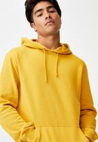 Cotton On - Essential fleece pullover - sulphur yellow