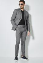 Superbalist - Soho slim fit trouser - light grey