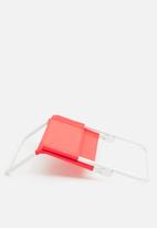 H&S - Beach foldable chair - red