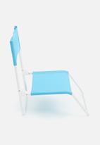 H&S - Beach foldable chair - blue