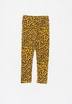 POP CANDY - Girls animal print legging - multi