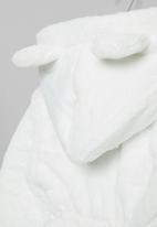 POP CANDY - Girls teddy coat - milk