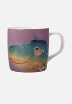 Maxwell & Williams - Wildlife mug - hippo
