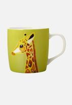 Maxwell & Williams - Wildlife mug - giraffe
