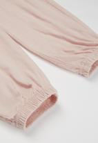 POP CANDY - Girls joggers - pink