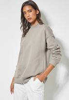 Superbalist - Crew neck sweat - mocha