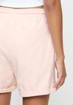 PUMA - Puma x Nomzamo High waist shorts - pink