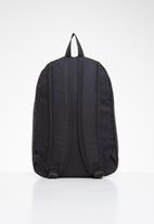 Aca Joe - Mens aca joe printed backpack - black