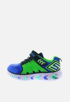 Skechers - Hypno-flash 2.0 - blue & green
