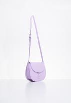 Superbalist - Pearl crossbody bag - purple
