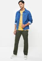 Lee  - Frontier extreme comfort cargo pants - olive