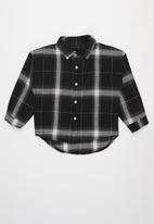 POP CANDY - Boys check shirt - multi