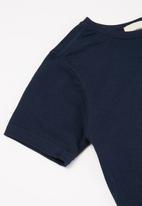 Superbalist Kids - Nasa printed younger boys tee - navy