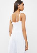 Lyle & Scott - Bodysuit - white
