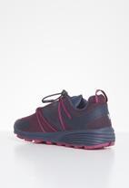 Hi-Tec - V-lite ox-trail racer women's - deep purple-fuchsia rose-black