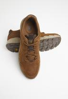 Caterpillar - Stratify lo wp leather - brown