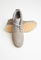 Caterpillar - Bowen leather - grey