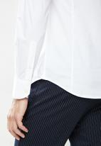 Replay - Replay poplin shirts - white