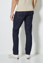 Superbalist - Detroit tapered jeans - indigo rinse