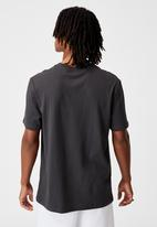 Factorie - Regular graphic T-shirt - slate