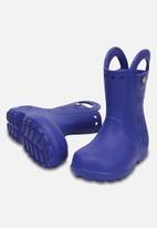 Crocs - Handle it rain boot kids - blue
