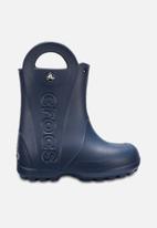 Crocs - Handle it rain boot kids - navy