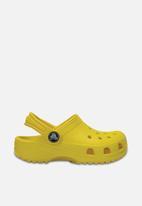 Crocs - Kids classic clog - yellow