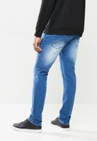 SOVIET - M civeta-slim leg - blue