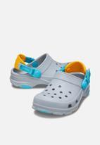 Crocs - Classic all-terrain clog kids - light grey