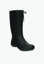 Crocs - Crocs freesail rain boot w - black