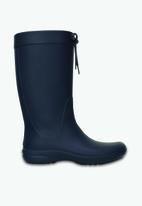 Crocs - Crocs freesail rain boot w - navy