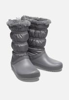 Crocs - Crocband winter boot w - grey